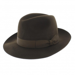 Borsalino Brown hat