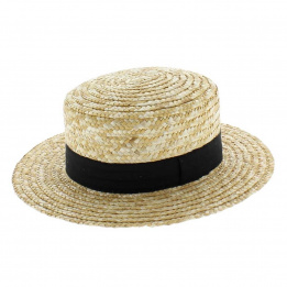 Children's canoeist Natural Straw - Traclet
