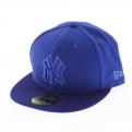 Casquette NY Moncol bleu