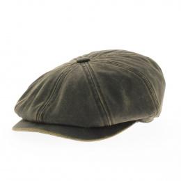 Casquette Flatcap Hatteras Stetson UV