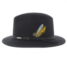 Chapeau stetson delaware noir