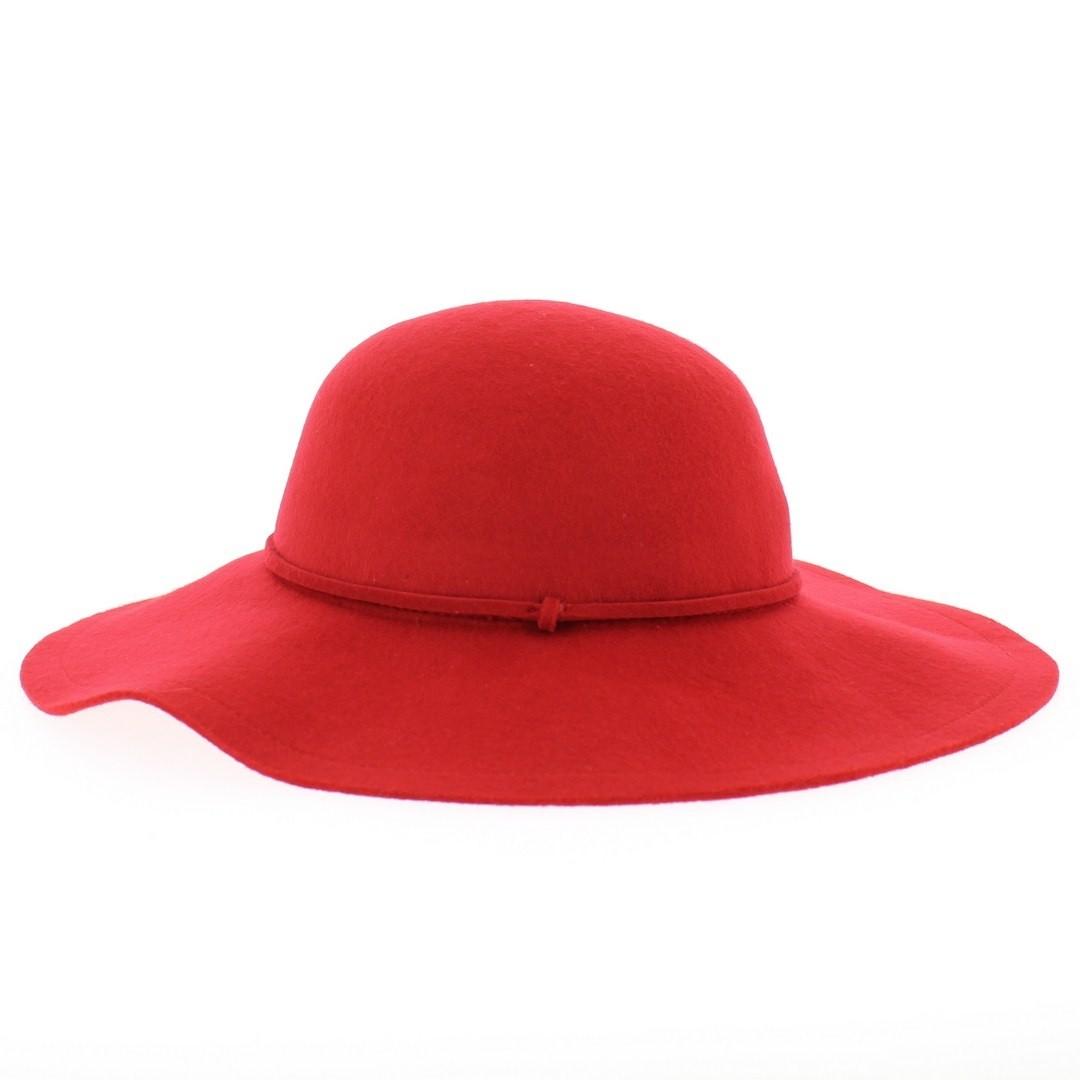 Neuf Style Vintage Feutre Souple Chapeau Borsalino L 58cm Neuf avec Étiquette