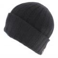 Bonnet cachemire - surth Noir