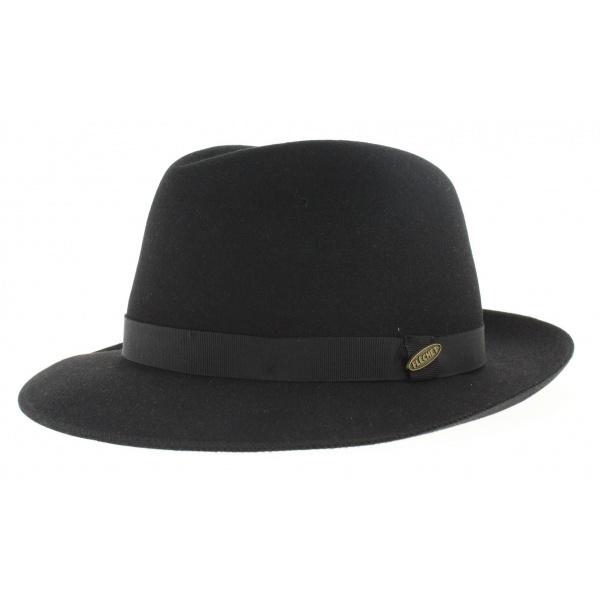 Flechet Hat - Le Chazelles - Black