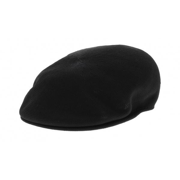 ef346cc34f76 casquette plate kangol tropic 504 noire