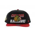 Blowdown Chicago Blackhawks Noir et rouge