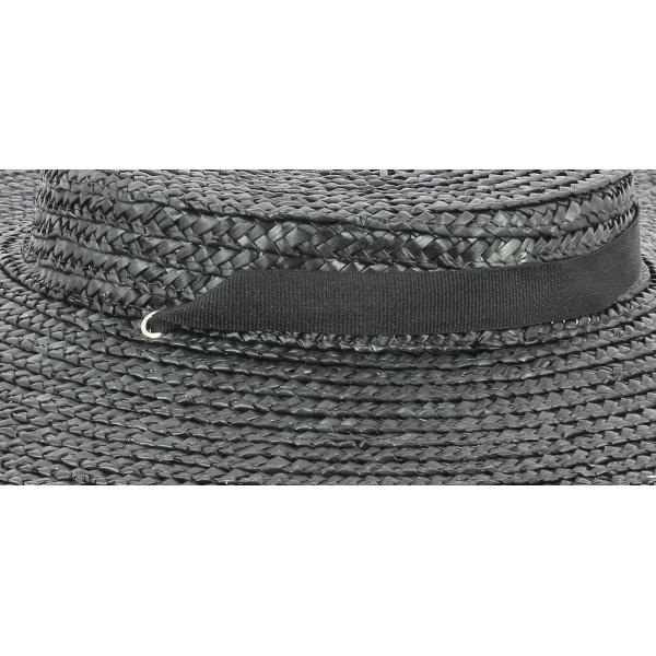 Chapeau Provençal noir