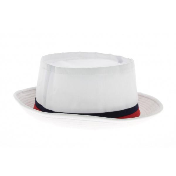 Chapeau Rollup par Broner blanc