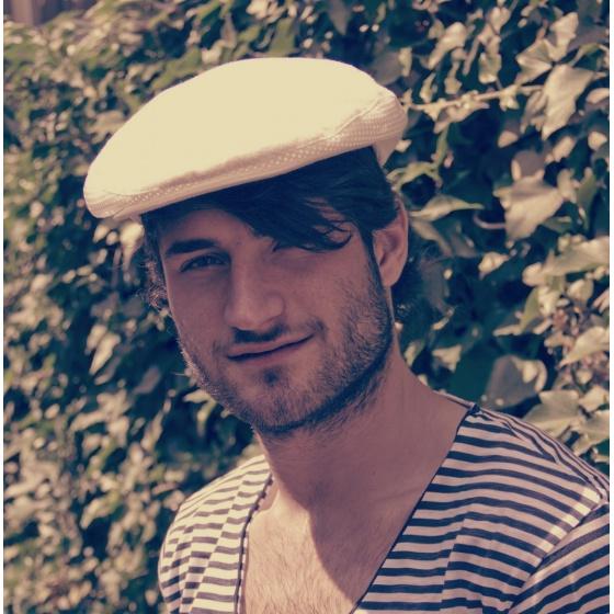 Natural summer cap