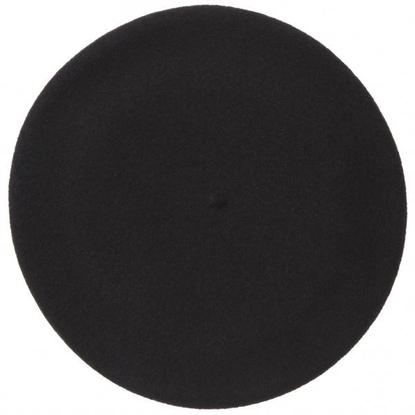 Beret Laulhère noir