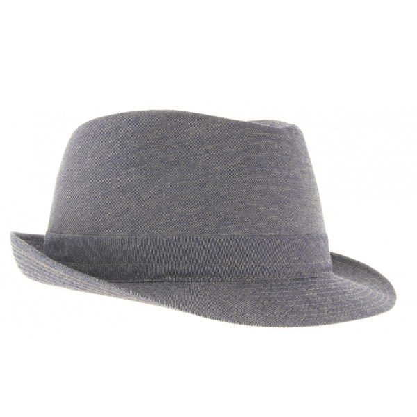Timothy Trilby in Jeans