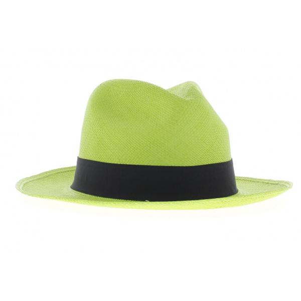 Chapeau Panama vert