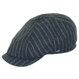 Striped cap seven
