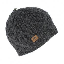 Bonnet The Yukon Coal Noir