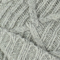 Bonnet The Yukon Brim Coal beige