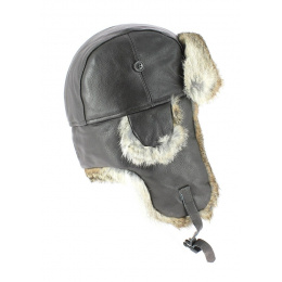 Ushanka  HARBOR BROWN