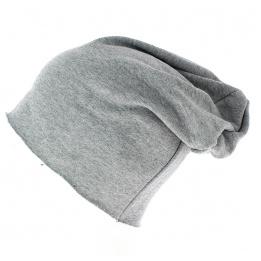 Bonnet Brooklin Oversize Beanie gris