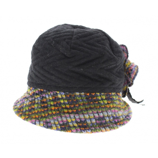 Chapeau cloche Ariane