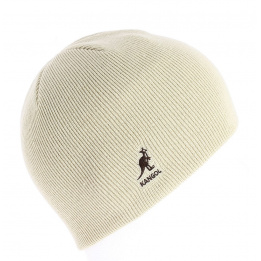 Bonnet Acrylic Cuffless Pull On  beige - Kangol