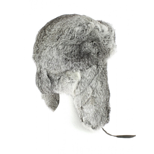 Chapka Ushanka Rabbit Hair - Traclet