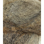 Ushanka Rabbit Brown- Traclet