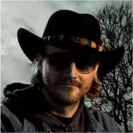 Kingsley Vitafelt Hat Black - Stetson