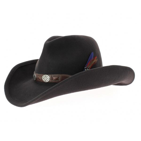 plus de photos bonne vente de chaussures date de sortie: Chapeau cowboy ⇒ Achat de chapeaux de cowboy / western (2 ...