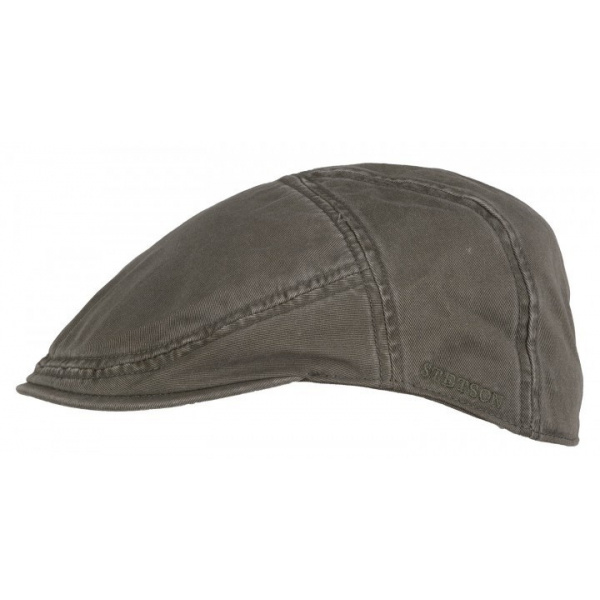 Casquette Oakwood - Paradise stetson Army green