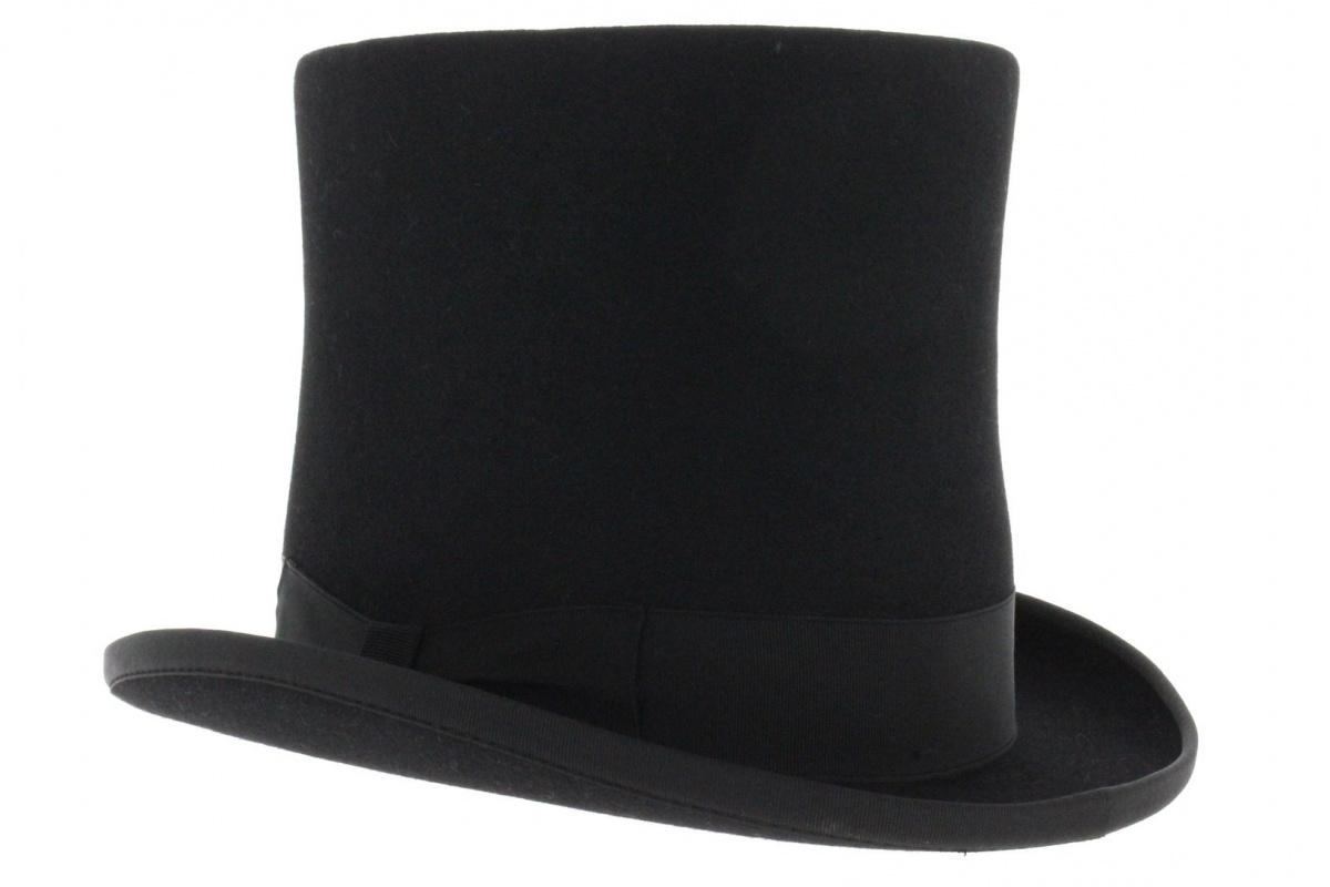chapeau haut de forme 18cm mad hatter. Black Bedroom Furniture Sets. Home Design Ideas