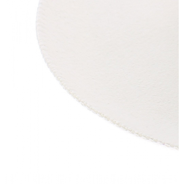White Borsalino hat
