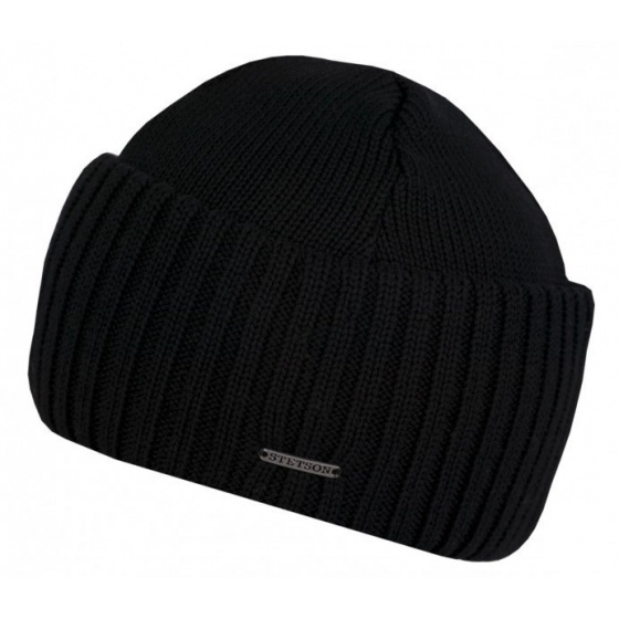 Stetson Northport Cap - Black