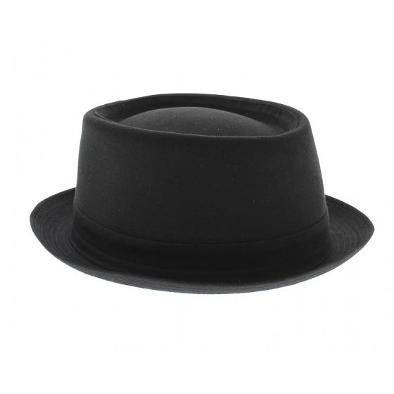 Pork Pie Hat Athens Black- Stetson