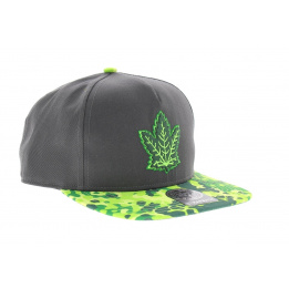Toronto Strapback Maple Leafs Anthracite - 47