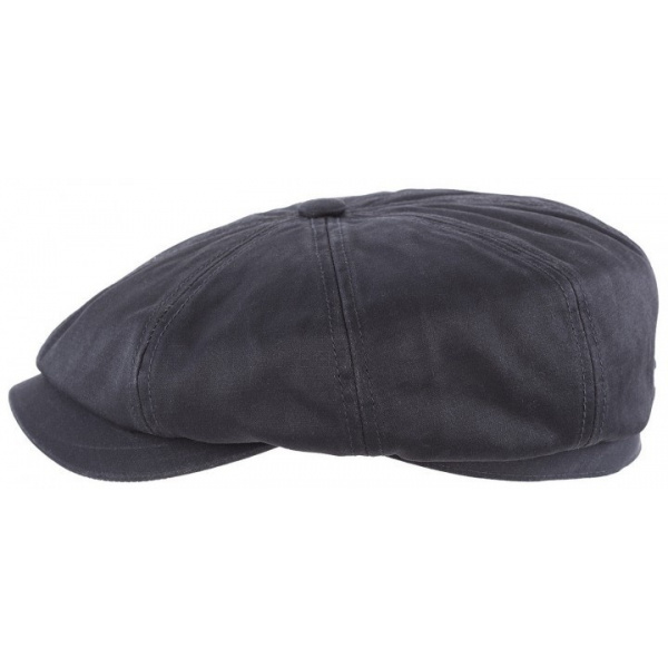 Casquette Hatteras Stetson UV noir