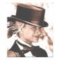 Chapeau dressage 10 cm
