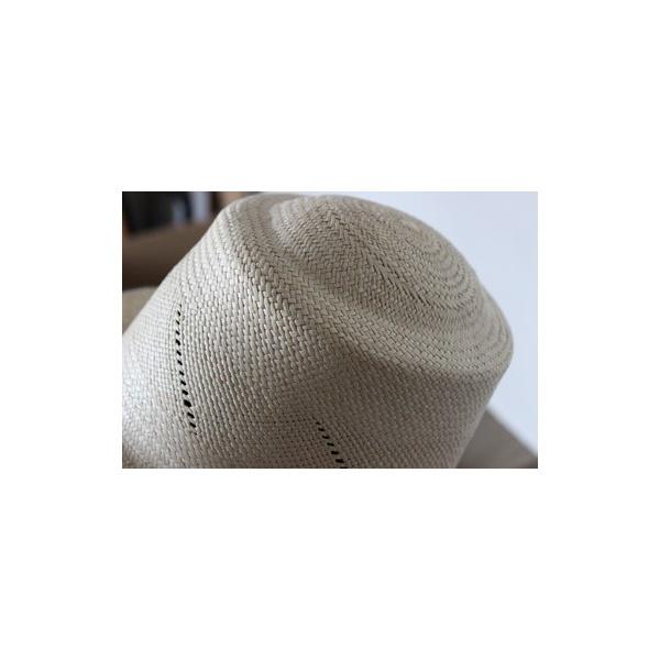 Chapeau Panama Black and White