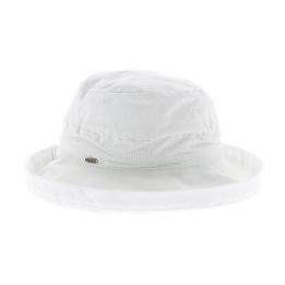 Chapeau de soleil Lanikai blanc
