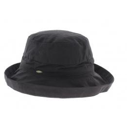 Chapeau de soleil Lanikai noir