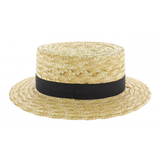 French straw hatter - Traclet