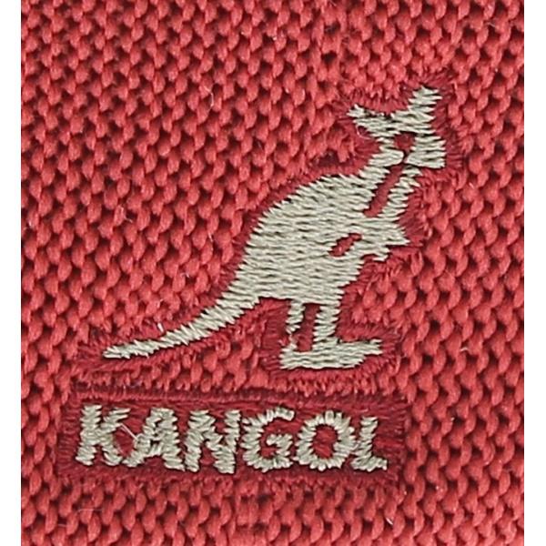Casquette kangol 504 Cardinal