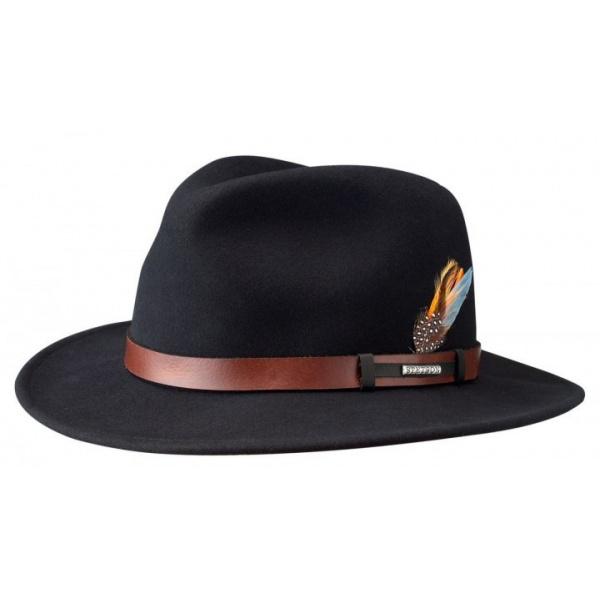 Chapeau SARDIS Noir