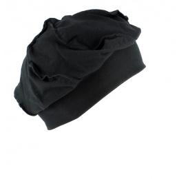 Turban chimiothérapie Noir - Casual
