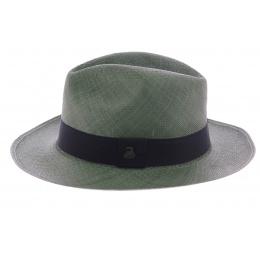 Hat Panama Blue  Turquoise
