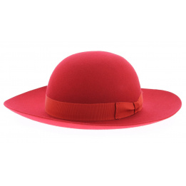 Cardinal Hat - Red