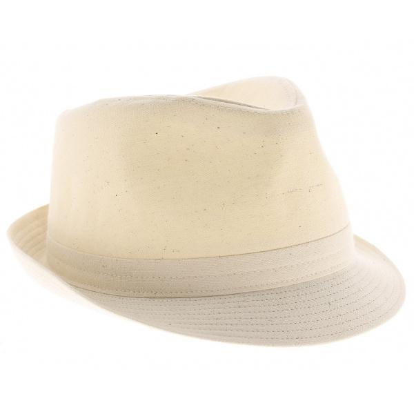 Men's fabric hat