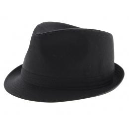 Chapeau Ska noir