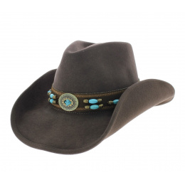 JEWEL OF THE WEST Hat