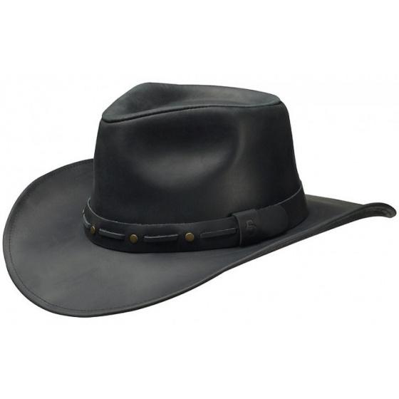 Cowboy hat - Cuir Paiute Stetson