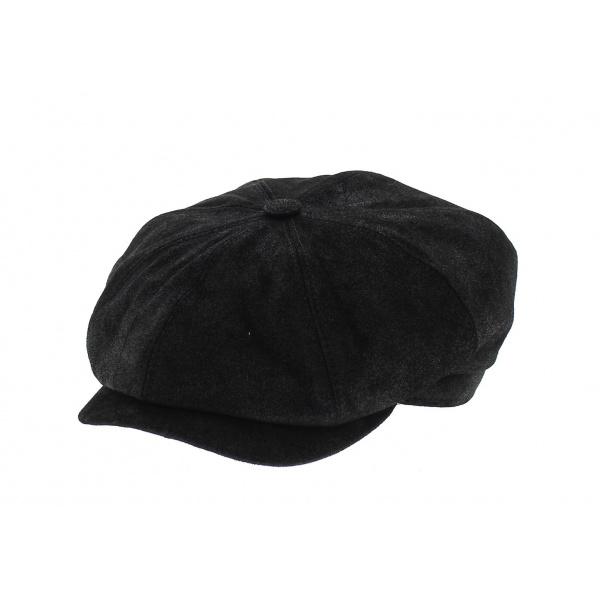 Casquette hatteras Burney noir - Stetson