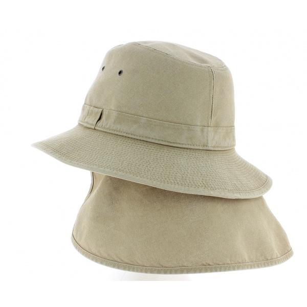 Safari Chad hat neck mask - Crambes
